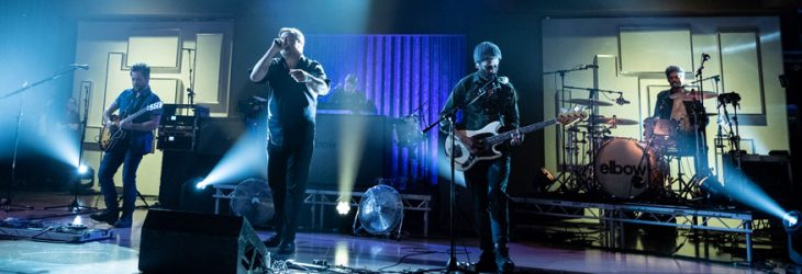ELBOW ON LATER WITH JOOLS HOLLAND