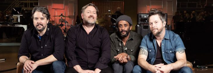 WATCH ELBOW'S LATER WITH JOOLS HOLLAND PERFORMANCE