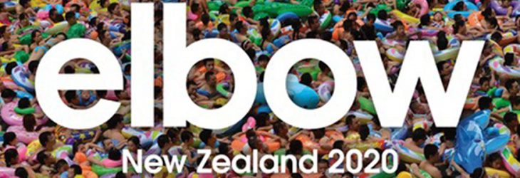 ELBOW NEW ZEALAND SHOW ANNOUNCED