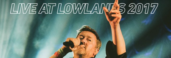 Stream elbow Live at Lowlands 2017