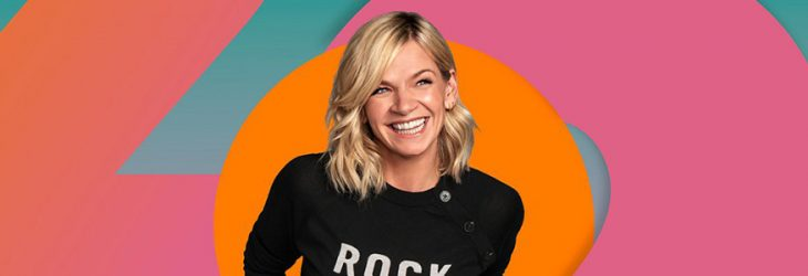 Listen again to Guy's chat with Zoe Ball