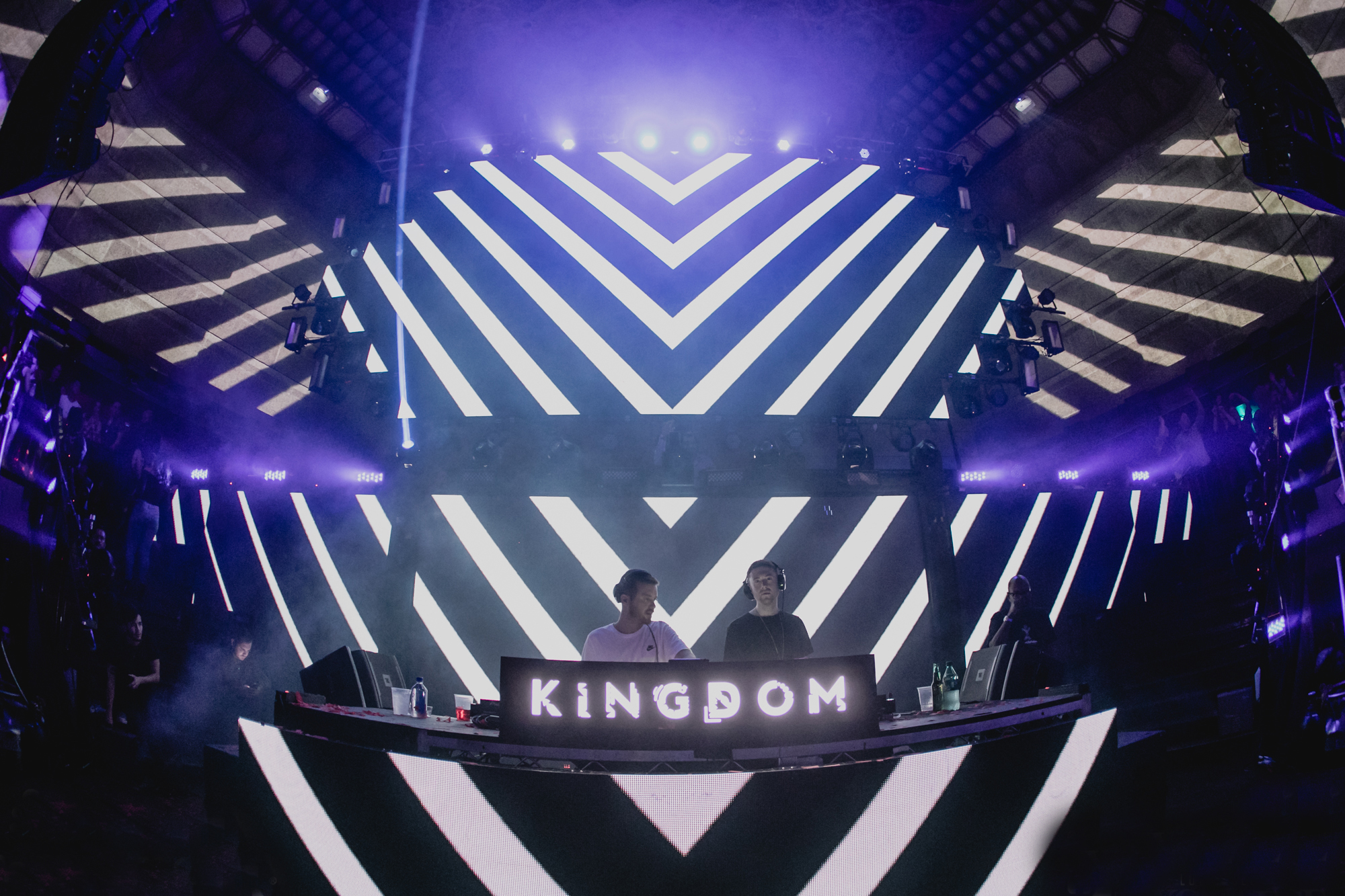 KINGDOM 2 X NIGHTS AT EXCHANGE. LOS ANGELES – 17-18/11/17