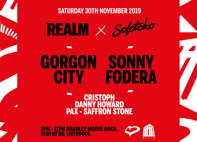 Bramley Moore Dock, Liverpool – 30/11/19