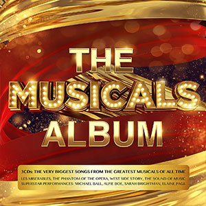 The Musicals Album - Out Now!