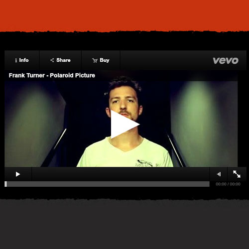 'Polaroid Picture' Video | Frank Turner