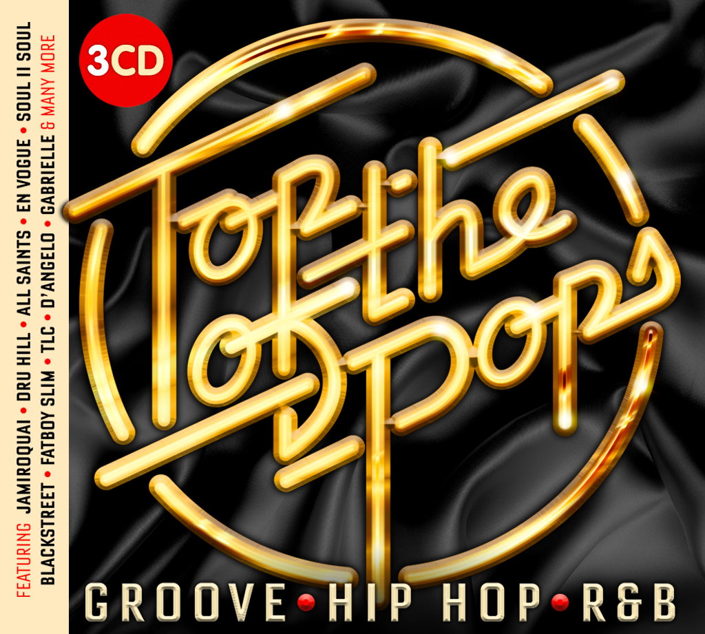 Top of the Pops: Groove, Hip Hop & RnB