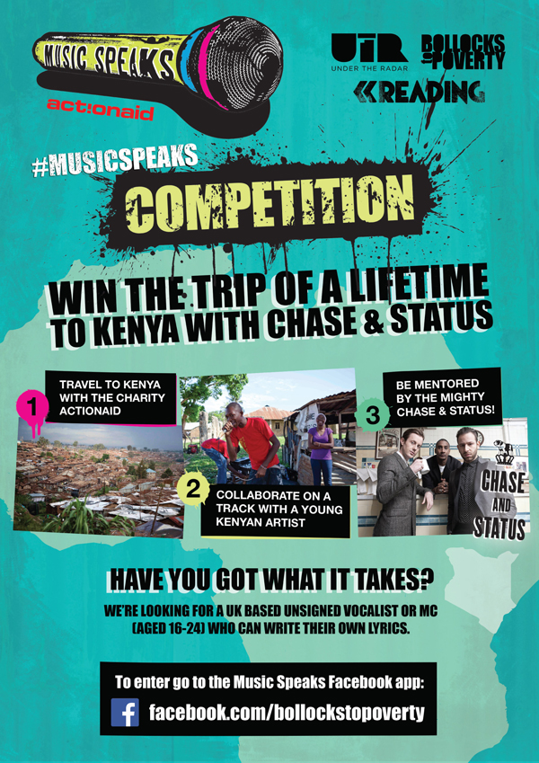 Music Speaks Competition