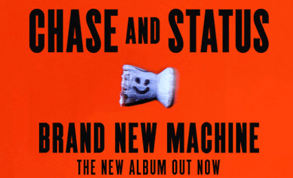 THE NEW ALBUM 'BRAND NEW MACHINE' OUT NOW