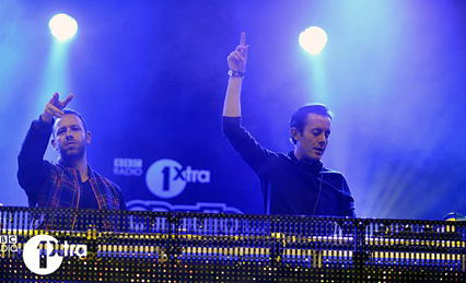 1XTRA LIVE IN BOURNEMOUTH