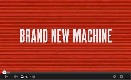 'BRAND NEW MACHINE' TRACK BY TRACK