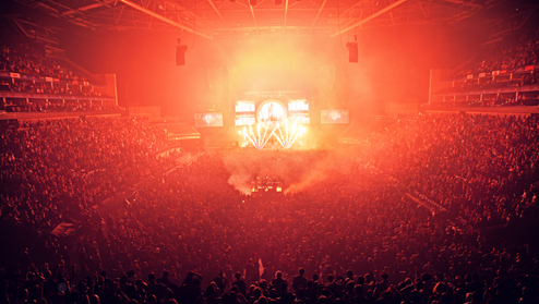 Chase & Status Live from London's O2