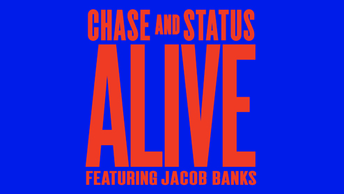ALIVE FEAT JACOB BANKS – OUT NOW