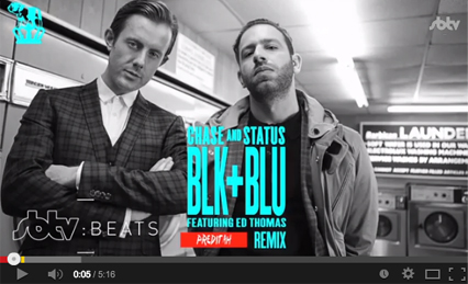 Blk & Blu (Preditah Remix)