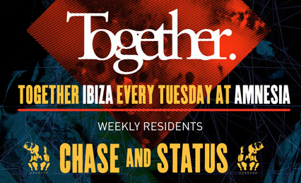 Together at Amnesia