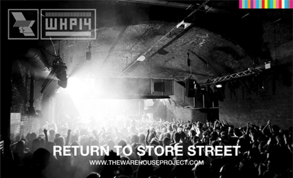 Warehouse Project 2014