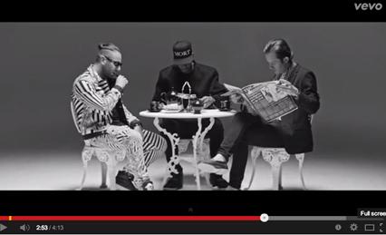 International feat. Cutty Ranks – Video