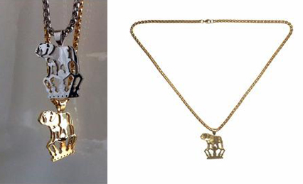 Limited Edition Chase & Status chains