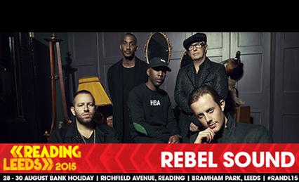 Rebel Sound – Reading & Leeds 2015