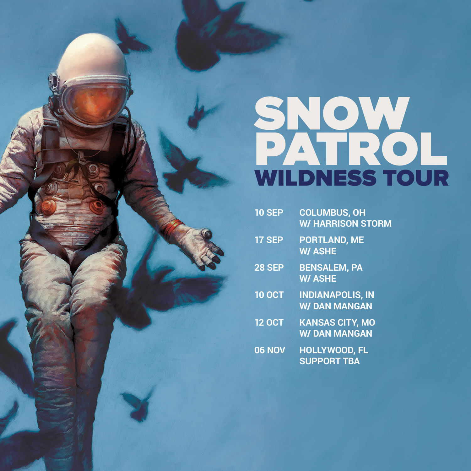 Snow Patrol IG dates 1500x1500[12][1] | Snow Patrol
