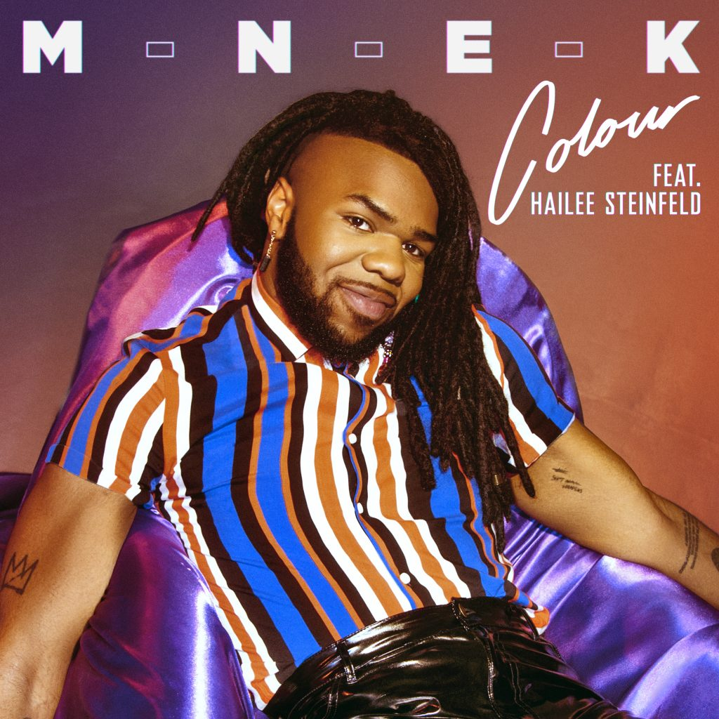 Colour (ft. Hailee Steinfeld) by MNEK