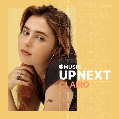 clairo – apple music, up next