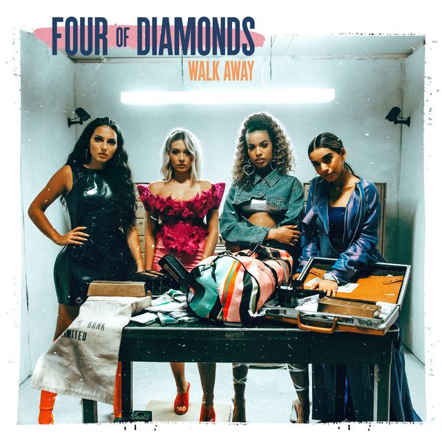 Walk Away by Four of Diamonds