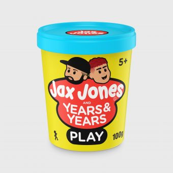 Play with Jax Jones