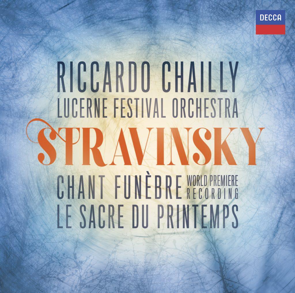 Stravinsky - Chant funèbre