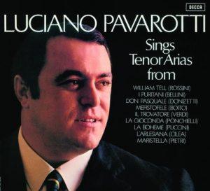 Tenor Arias from Italian Opera by Leone Magiera, Luciano Pavarotti & New Philharmonia Orchestra