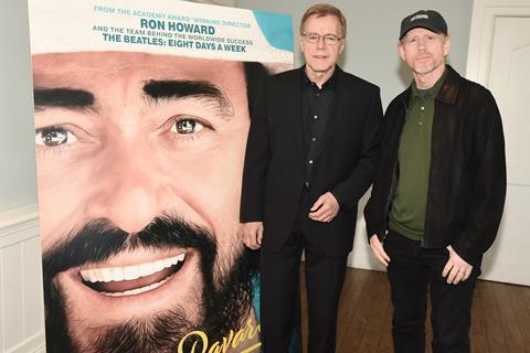 Ron Howard brings 'Pavarotti' sizzle reel to AFM