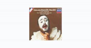 Mascagni: Cavalleria Rusticana & Leoncavallo: Pagliacci by Gianandrea Gavazzeni, Giuseppe Patanè, Luciano Pavarotti & National Philharmonic Orchestra