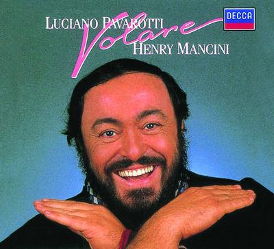 Volare by Henry Mancini, Luciano Pavarotti & Orchestra del Teatro Comunale di Bologna