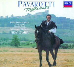 Mattinata by Luciano Pavarotti, New Philharmonia Orchestra & Piero Gamba