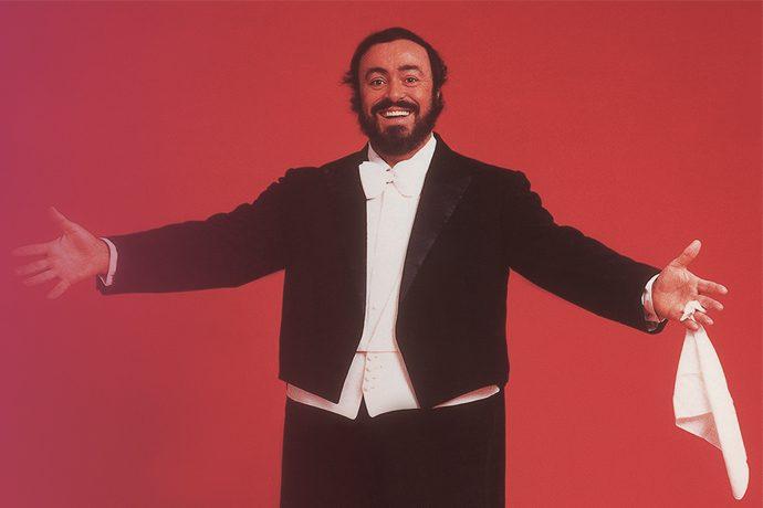 #SingWithPavarotti