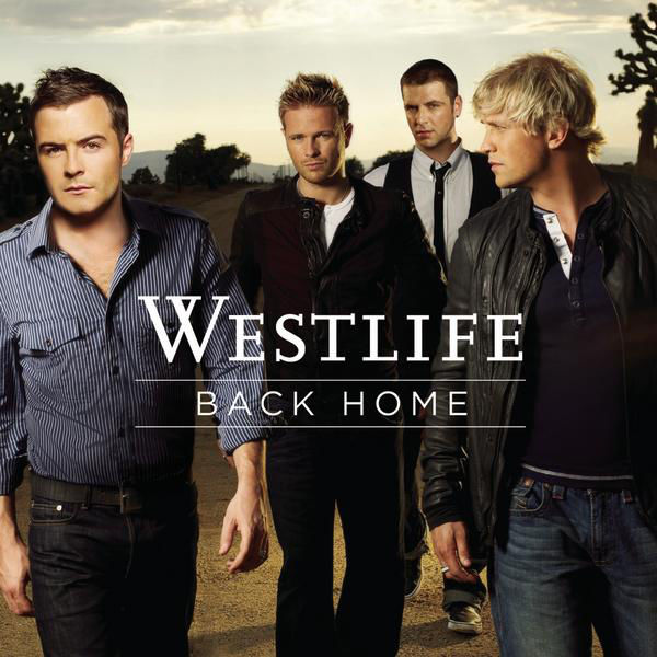 Back Home Album Cover
