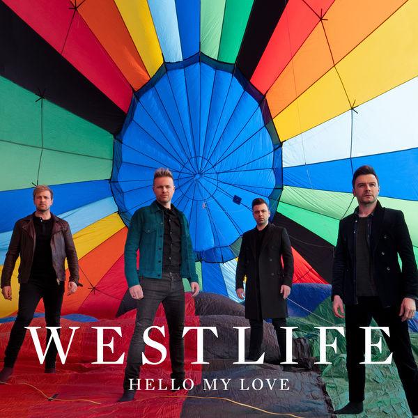 Hello My Love Album Cover