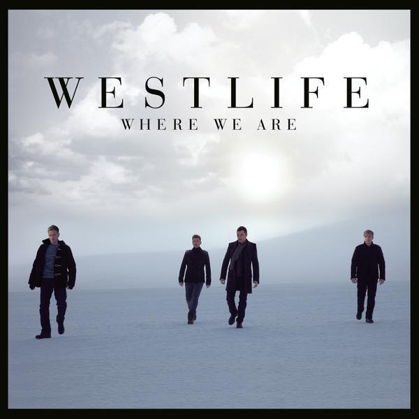 Where We Are Album Cover