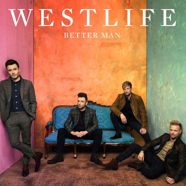 Better Man Album Cover