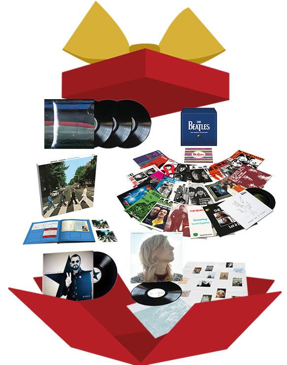 U Discover 12 Days of Festive Giveaways — Day 12: The Beatles Giveaway