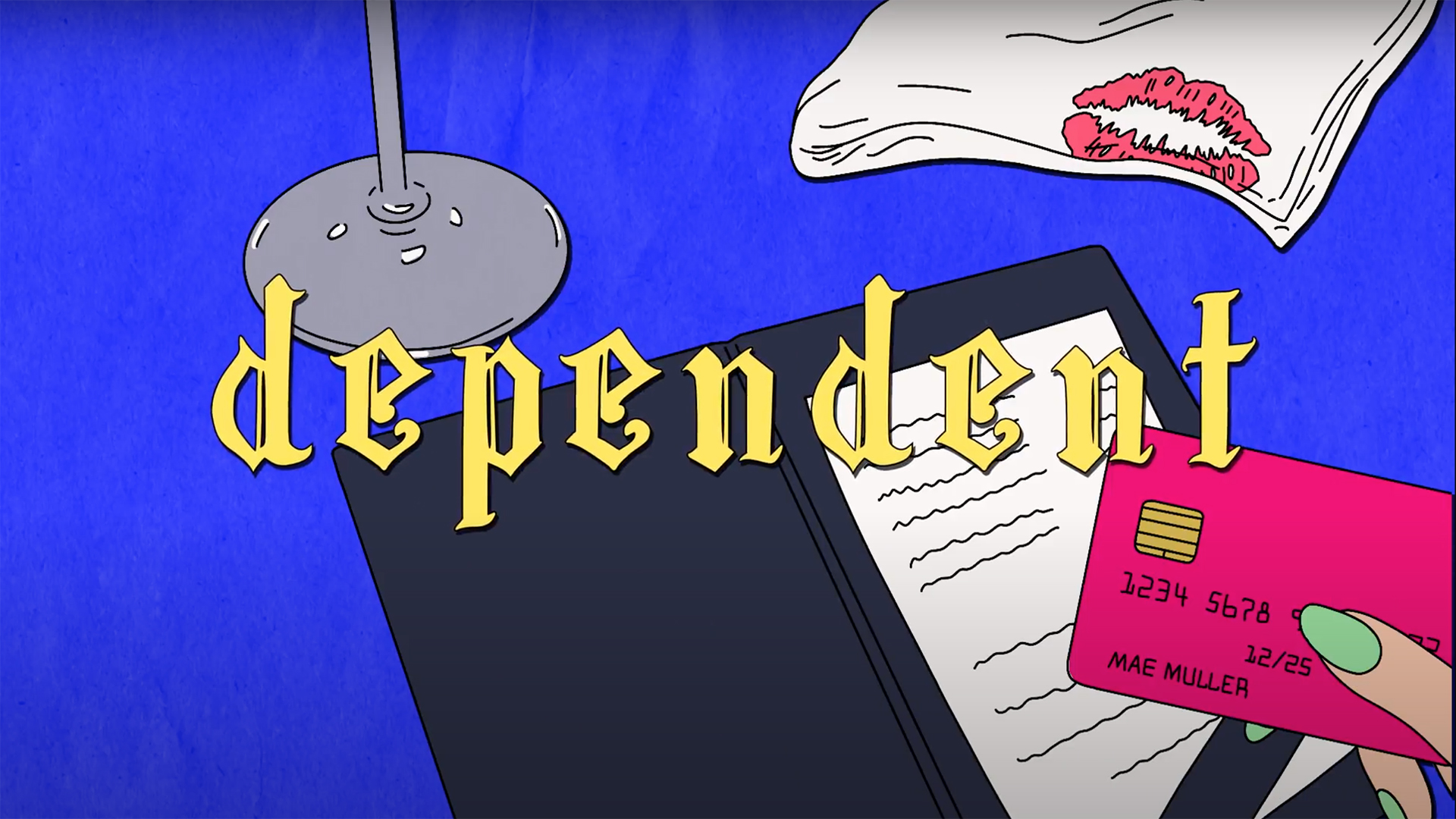 dependent (Lyric Video)