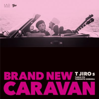 【T字路s】『BRAND NEW CARAVAN』Release Tour 、12/10(木)東京公演のLive Streaming決定