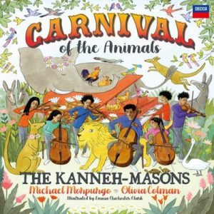 Carnival of the Animals album cover