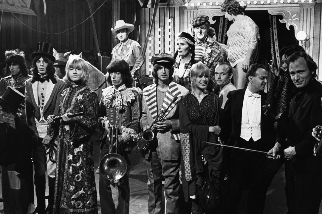 The Rolling Stones Rock and Roll Circus Rehearsals supporting image