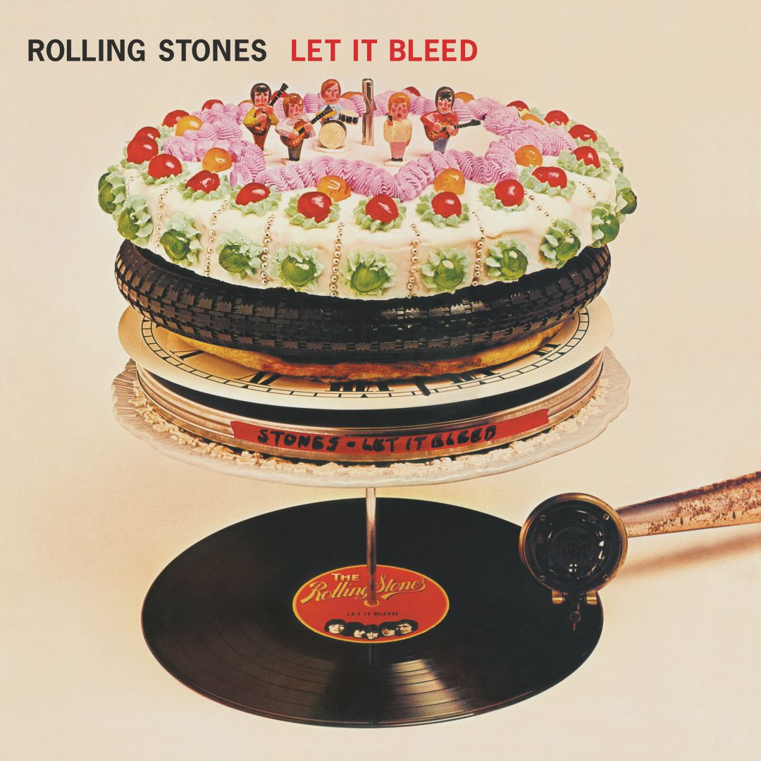let it bleed album art