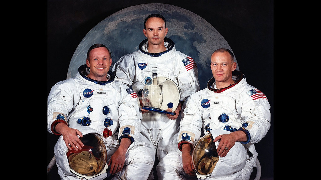Crew of the Apollo 11