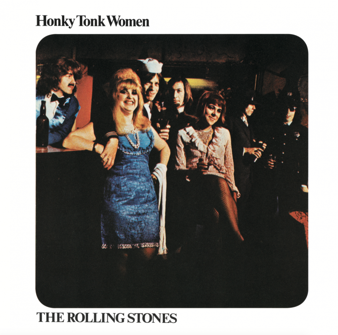 """Honky Tonk Women"" single is released supporting image"