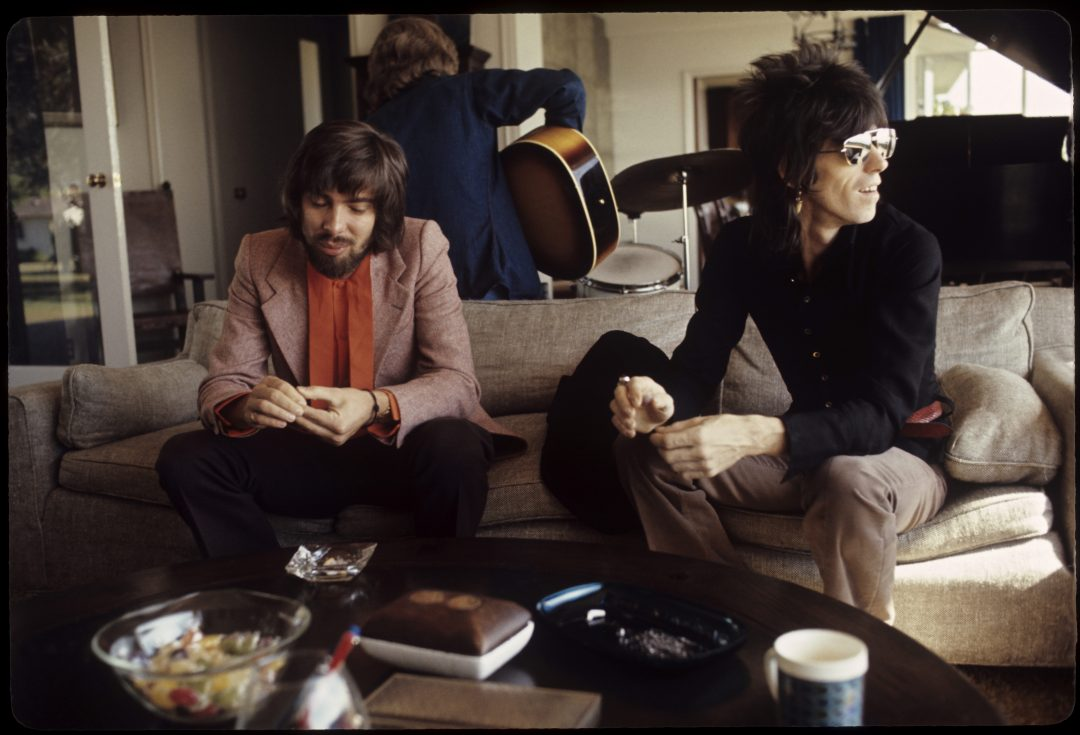 The Stones in the Oriole House