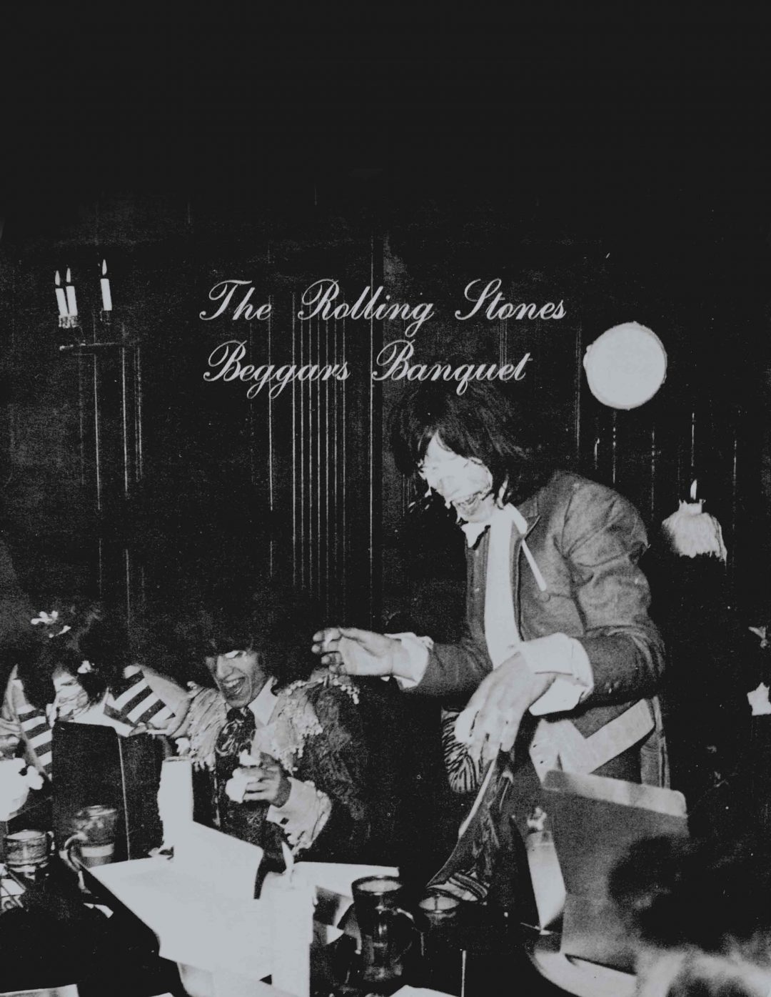 Beggars Banquet Press Reception supporting image