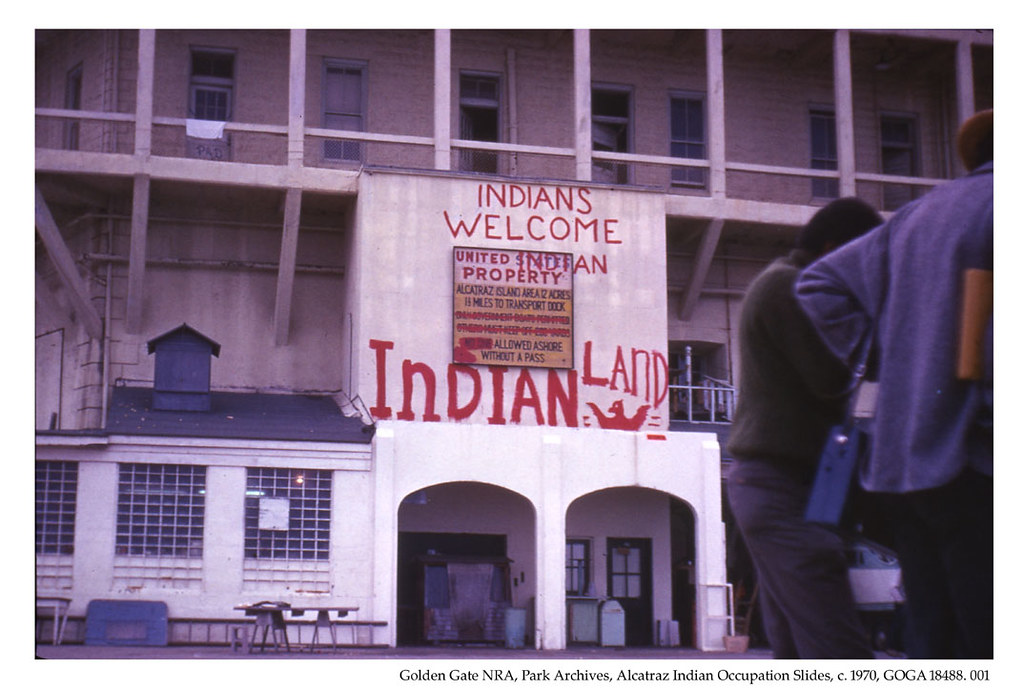 Occupation of Alcatraz Begins supporting image