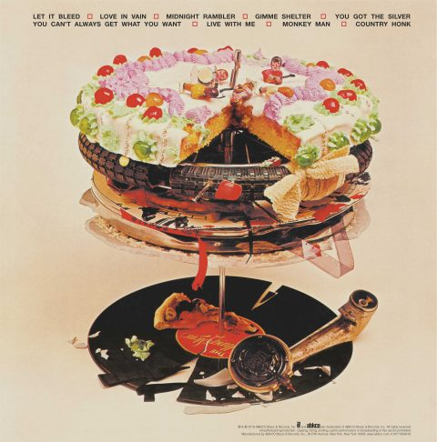 Let It Bleed U.K. Release supporting image